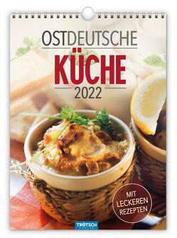 Trötsch Classickalender Ostdeutsche Küche 2022