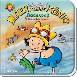 Trötsch Der kleine König Geschichtenbuch Badespaß