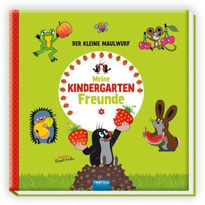 Trötsch Der kleine Maulwurf Eintragealbum Meine Kindergarten-Freunde von Trötsch Verlag