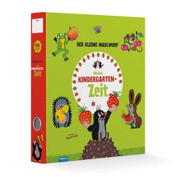 Trötsch Der kleine Maulwurf Ordner Kindergarten Maulwurf Pauli Sammelordner Hefter A4 Motivordner von Trötsch Verlag
