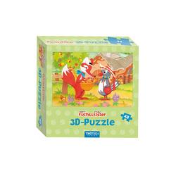 Trötsch Fuchs und Elster 3D Puzzle Apfelbaum von Trötsch Verlag GmbH & Co. KG