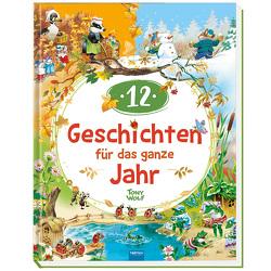 Trötsch Geschichten für das ganze Jahr Vorlesebuch von Trötsch Verlag GmbH & Co. KG