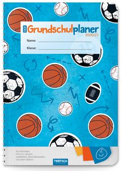 """Trötsch Grundschulplaner """"Sport"""" 2020/2021"""