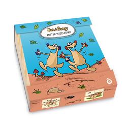 Trötsch Jan und Henry Erster Puzzlespass Holz von Trötsch Verlag GmbH & Co. KG