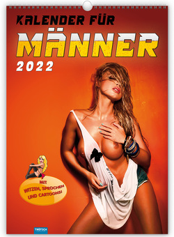 Trötsch Kalender für Männer 2022