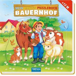 Trötsch Mein erstes Puzzlebuch Bauernhof
