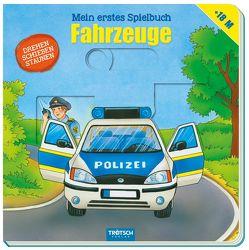 Trötsch Mein erstes Spielbuch Fahrzeuge von Trötsch Verlag