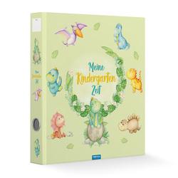 Trötsch Ordner Kindergarten Dinosaurier Sammelordner Hefter A4 Motivordner von Trötsch Verlag GmbH & Co. KG