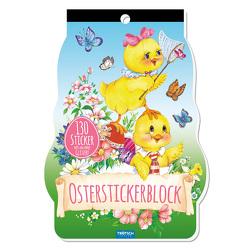 Trötsch Stickerblock Ostern von Trötsch Verlag GmbH & Co. KG