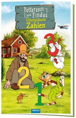 Trötsch Pettersson und Findus Zahlen Übungsbuch von Trötsch Verlag GmbH & Co. KG