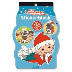Trötsch Sandmann Stickerblock von Trötsch Verlag GmbH & Co. KG