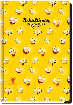 "Trötsch Schülerkalender ""Smile"" 2020/2021"