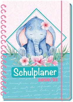 Trötsch Schulplaner Animals 2020/2021 von Trötsch Verlag GmbH & Co. KG