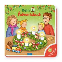 Trötsch Soundbuch mit Licht Mein 1. Adventsbuch von Trötsch Verlag GmbH & Co. KG