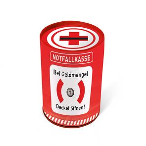 Trötsch Spardose Notfallkasse von Trötsch Verlag GmbH & Co. KG