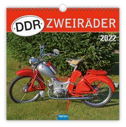 Trötsch Technikkalender Kalender DDR-Zweiräder 2022 von Kunkel,  Ralf-Christian
