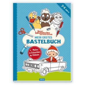 Trötsch Unser Sandmännchen Mein erstes Bastelbuch von Trötsch Verlag