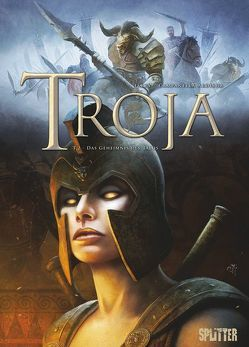 Troja von Campanella Ardisha,  Erion, Jarry,  Nicolas