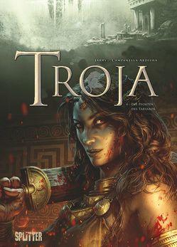 Troja. Band 4 von Campanella Ardisha,  Erion, Jarry,  Nicolas