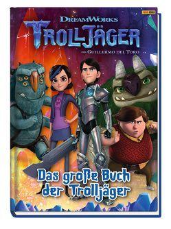 Trolljäger: Das große Buch der Trolljäger von Hoffart,  Nicole, Weber,  Claudia, Wöhrmann,  Ruth