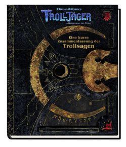 Trolljäger: Eine kurze Zusammenfassung der Trollsagen von Weber,  Claudia