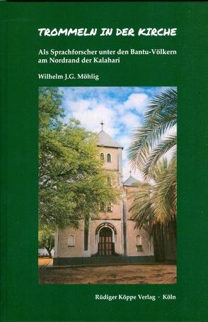 Trommeln in der Kirche von Möhlig,  Wilhelm J.G.