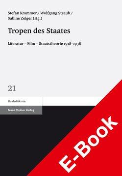Tropen des Staates von Krammer,  Stefan, Straub,  Wolfgang, Zelger,  Sabine