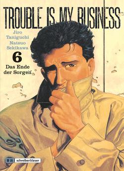Trouble is my business von Claudia Sandberg, Sekikawa,  Natsuo, Taniguchi,  Jiro