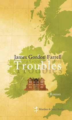 Troubles von Allie,  Manfred, Farrell,  James Gordon
