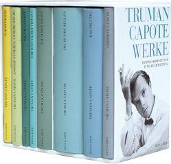 Truman Capote Werke von Capote,  Truman, Roshani (Hg.),  Anuschka, Zerning,  Heidi