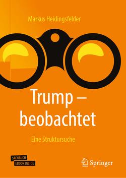 Trump – beobachtet von Heidingsfelder,  Markus