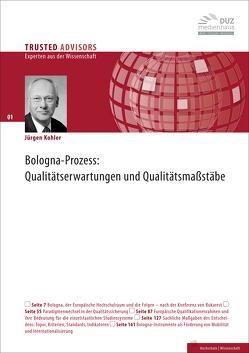 Trusted Advisors – Heft 1 von Kohler,  Jürgen