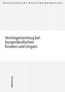 Tschechen und Tschechinnen, Vermögensentzug und Restitution von Exner,  Gudrun, Kubu,  Edvard