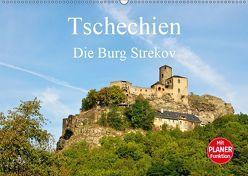 Tschechien – Die Burg Strekov (Wandkalender 2019 DIN A2 quer) von Wittstock,  Ralf