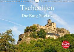 Tschechien – Die Burg Strekov (Wandkalender 2019 DIN A4 quer) von Wittstock,  Ralf