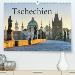 Tschechien (Premium, hochwertiger DIN A2 Wandkalender 2021, Kunstdruck in Hochglanz) von LianeM