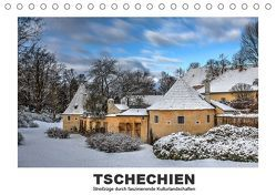 Tschechien – Streifzüge durch faszinierende Kulturlandschaften (Tischkalender 2019 DIN A5 quer) von Hallweger,  Christian