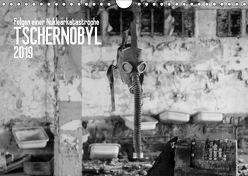 Tschernobyl (Wandkalender 2019 DIN A4 quer)