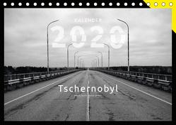 Tschernobyl – Zeugnisse einer Katastrophe, Wandkalender 2020 (Tischkalender 2020 DIN A5 quer) von Germer,  Stefan