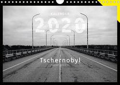 Tschernobyl – Zeugnisse einer Katastrophe, Wandkalender 2020 (Wandkalender 2020 DIN A4 quer) von Germer,  Stefan