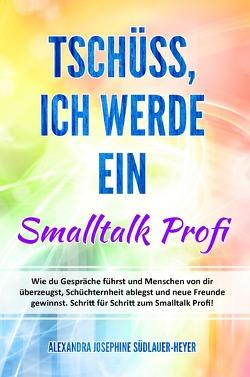 Tschüss, ich werde ein Small Talk Profi von Südlauer-Heyer,  Alexandra Josephine