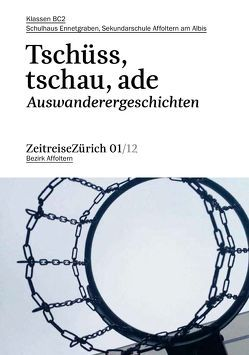 Tschüss, tschau, ade – Auswanderungsgeschichten von Meister,  Gerhard, Reiter,  Andrea, Venutti,  Dario