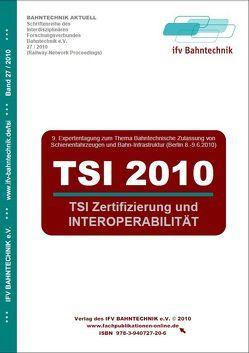 TSI 2010 von Schulz,  Eckhard