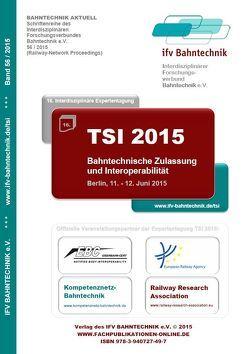 TSI 2015 von IFV Bahntechnik e.V.