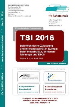 TSI 2016 von Schulz,  Eckhard