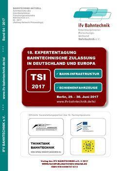 TSI 2017 von Schulz,  Eckhard