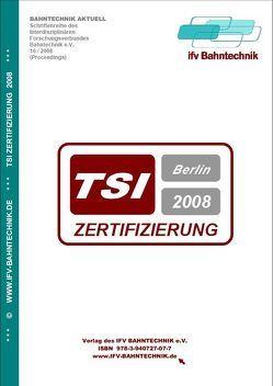 TSI Zertifizierung 2008 von Schulz,  Eckhard