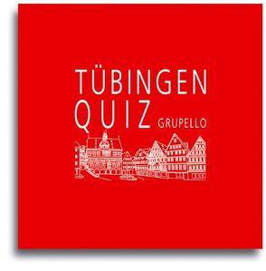 Tübingen-Quiz von Stallecker,  Joachim