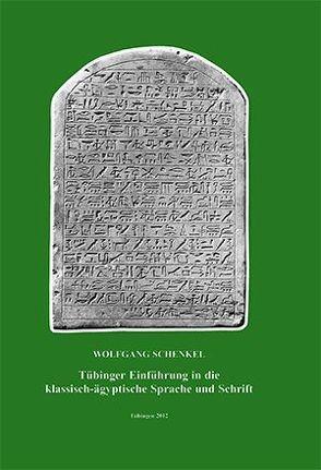 Tübinger Einführung in die klassisch-ägyptische Sprache und Schrift von Schenkel,  Wolfgang