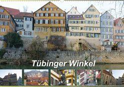 Tübinger Winkel (Posterbuch DIN A4 quer) von Schwarz,  Daniel